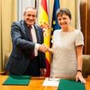 EL CSIC I EL SINCROTRÓ ALBA SIGNEN UN CONVENI DE COL·LABORACIÓ