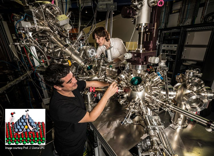 PUBLISHED IN SCIENCE - Research conducted by the UPC paves the way for custom-made catalysts