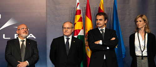 ALBA inauguration