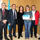 ALBA AWARDED FOR RISK PREVENTION