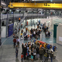 RECORD NUMBER OF VISITORS AT THE ALBA OPEN DAY