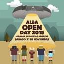 RESERVA TUS ENTRADAS PARA EL ALBA OPEN DAY 2015