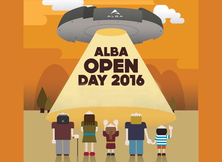 ALBA OPEN DAY 2016 - 18 de junio - Reserva ya tus entradas