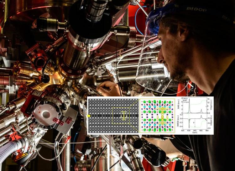 PUBLICADO EN ADVANCE SCIENCE - Descubren magnetismo en los superconductores de alta temperatura