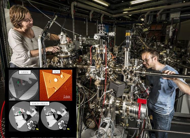 PUBLICADO EN ADVANCED MATERIALS - Nuevo método para fabricar nanoestructuras de ferrita de cobalto ultrafinas y de alta calidad